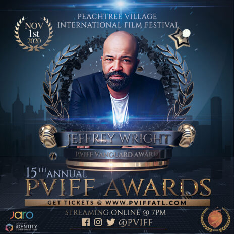 Jeffrey Wright - PVIFF Vanguard Award