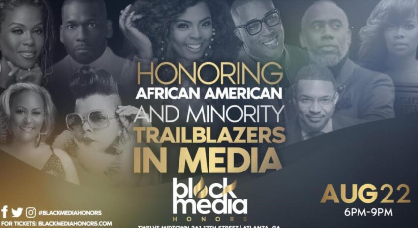 Black Media Honors Celebrates Minority Trailblazers